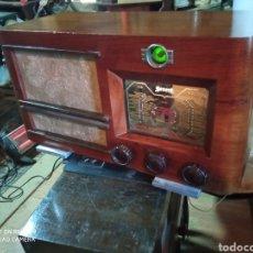 """Radios de válvulas: RADIO ANTIGUA""""SONORA"""".. Lote 226362380"""