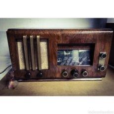 Radios de válvulas: RADIO PAILLARD(1941),62X34X26.GRAN TAMAÑO, MUY BIEN CONSERVADA.. Lote 226561460
