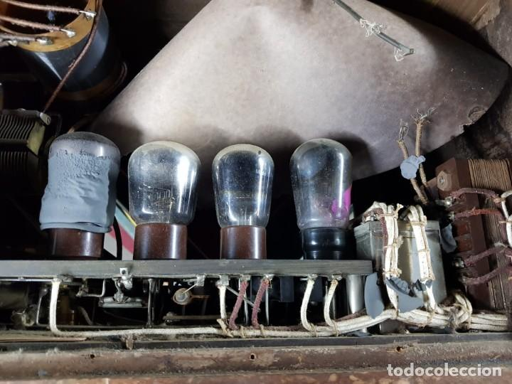 Radios de válvulas: RADIO RADIOLA AÑO 1930 - Foto 8 - 30360683