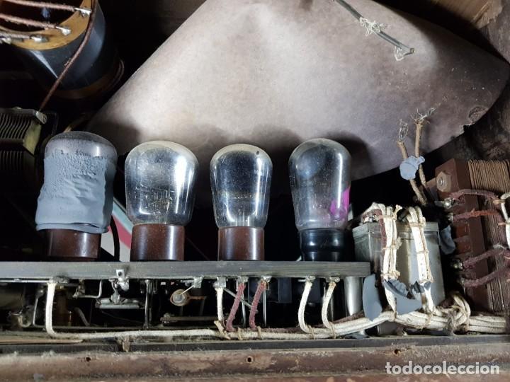 Radios de válvulas: RADIO RADIOLA AÑO 1930 - Foto 9 - 30360683