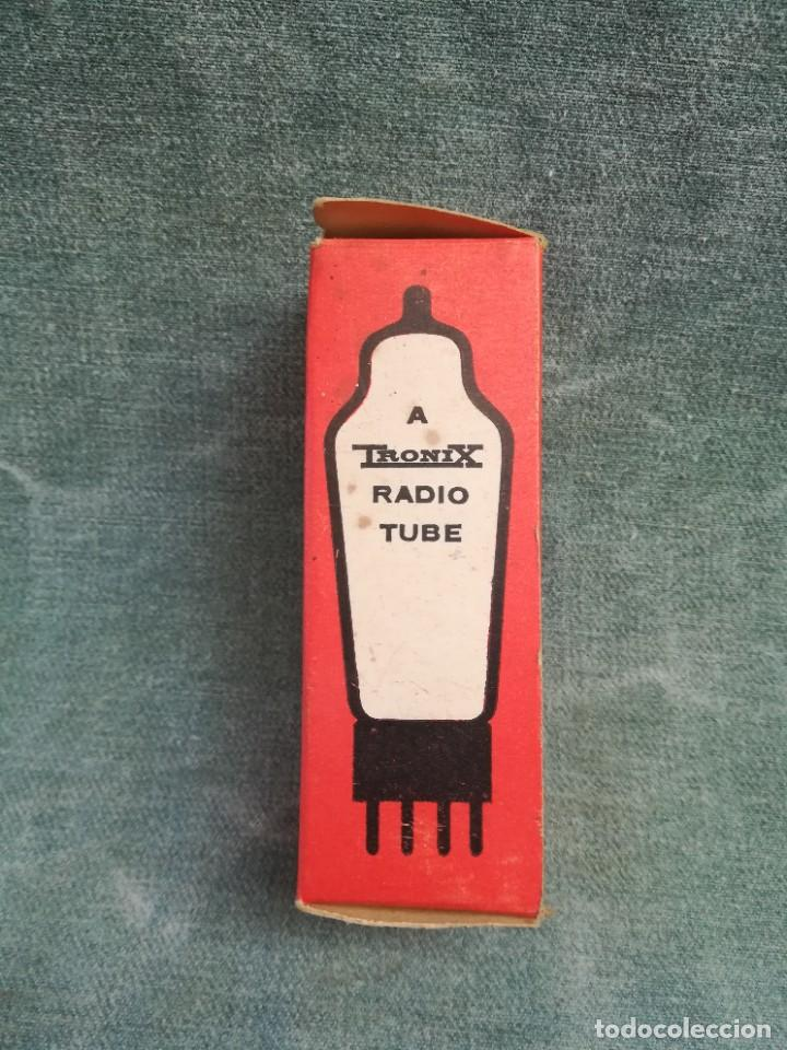 ANTIGUA VÁLVULA DE RADIO MARCA TRONIX MOD. 6SA7 (Radios, Gramófonos, Grabadoras y Otros - Radios de Válvulas)