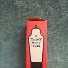 Rádios de válvulas: ANTIGUA VÁLVULA DE RADIO MARCA TRONIX MOD. 6SA7. Lote 227262510