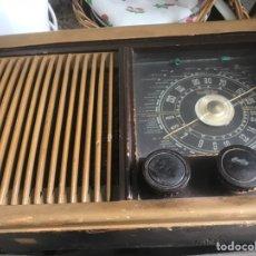 Radios de válvulas: RADIO INVICTA AÑOS 50. Lote 229389690