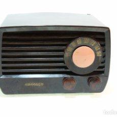 Radios de válvulas: RADIO VINTAGE A VÁLVULAS MARCA CROSLEY. MODEL 10-103. CINCINNATI. USA.. Lote 229399050