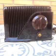Radios de válvulas: RADIO ANTIGUA SILVERTONE 9000. MÁS PONIENDO USMO. Lote 229695390