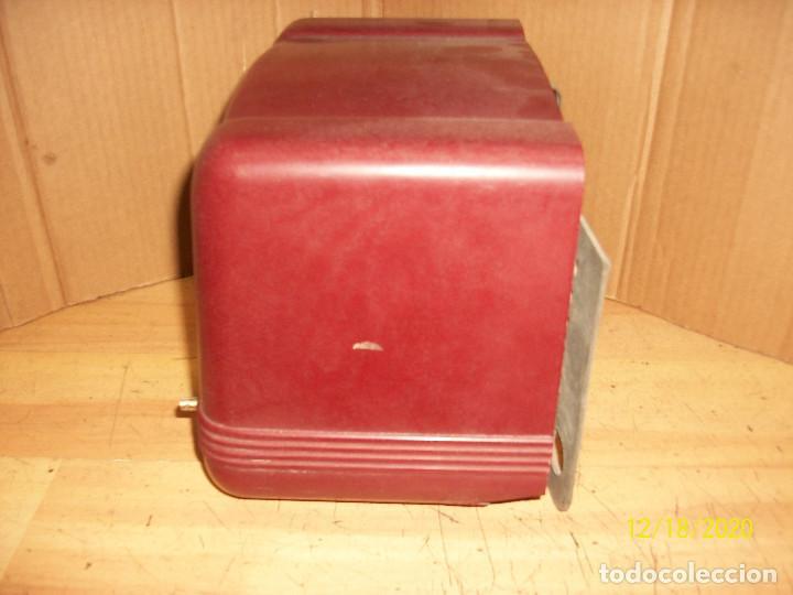 Radios de válvulas: ANTIGUA RADIO DE BAQUELITA-A REVISAR - Foto 3 - 230771400