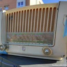 Radios de válvulas: RADIO PHILIPS AÑOS 50. Lote 231898190