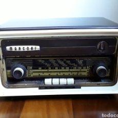 Radios de válvulas: RADIO MARCONI UM-259. Lote 232834185