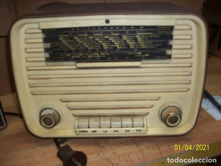 Radios de válvulas: LOTE DE RADIOS- LUXORITA Y GENERAL RADIO- A REVISAR - Foto 3 - 233150230