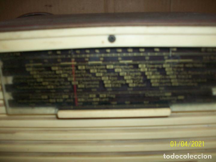 Radios de válvulas: LOTE DE RADIOS- LUXORITA Y GENERAL RADIO- A REVISAR - Foto 4 - 233150230