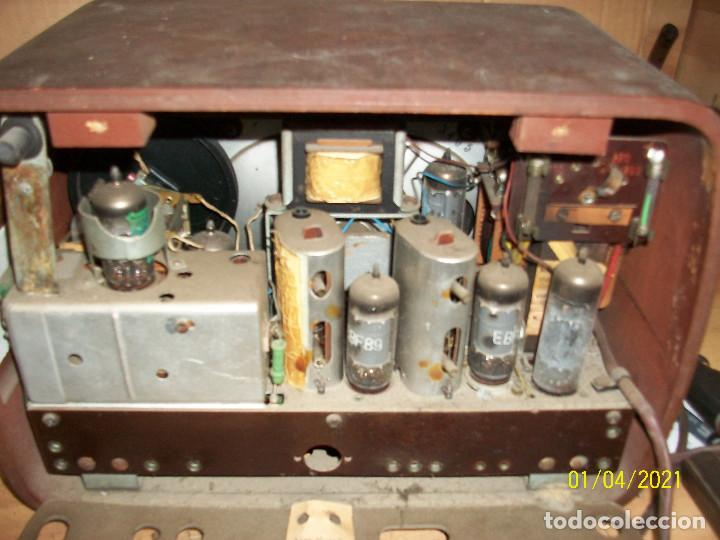 Radios de válvulas: LOTE DE RADIOS- LUXORITA Y GENERAL RADIO- A REVISAR - Foto 9 - 233150230