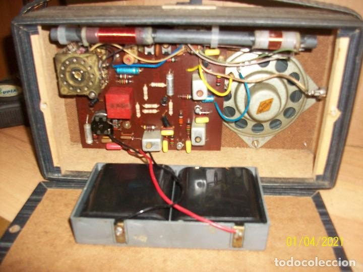 Radios de válvulas: LOTE DE RADIOS- LUXORITA Y GENERAL RADIO- A REVISAR - Foto 11 - 233150230