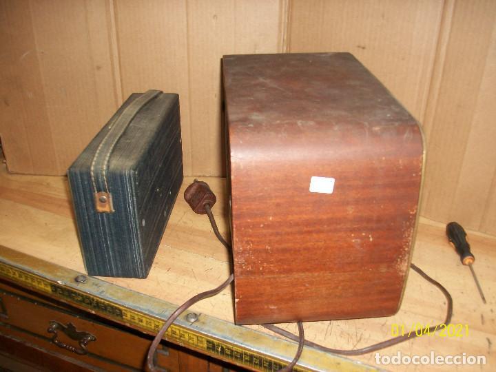 Radios de válvulas: LOTE DE RADIOS- LUXORITA Y GENERAL RADIO- A REVISAR - Foto 12 - 233150230