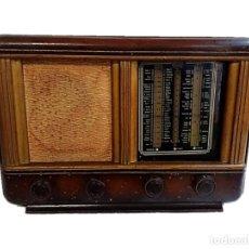 Radios de válvulas: RADIO MANUFACTURAS BERTRAN MODELO EXCELSIOR 414. Lote 233841540
