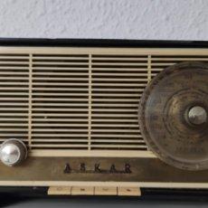Radios de válvulas: RADIO ASKAR. Lote 233848010