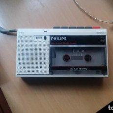 Radios de válvulas: GRABADORA PHILIPS ANTIGUA PERFECTA MIRAR FOTOS. Lote 234030030