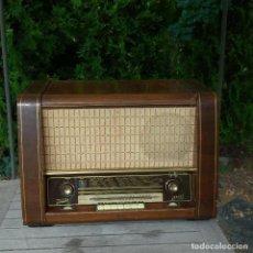 Radios de válvulas: RADIO ANTIGUA SIEMENS PHONOSUPER K 53. Lote 234567930