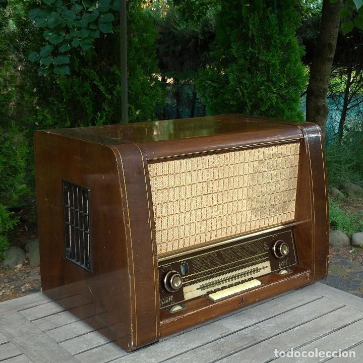 Radios de válvulas: Radio antigua Siemens Phonosuper k 53 - Foto 2 - 234567930