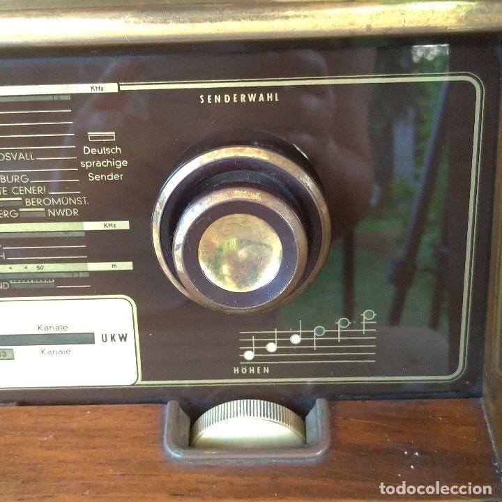 Radios de válvulas: Radio antigua Siemens Phonosuper k 53 - Foto 11 - 234567930