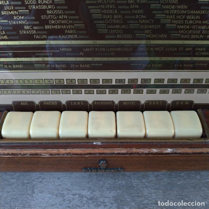 Radios de válvulas: Radio antigua Siemens Phonosuper k 53 - Foto 12 - 234567930