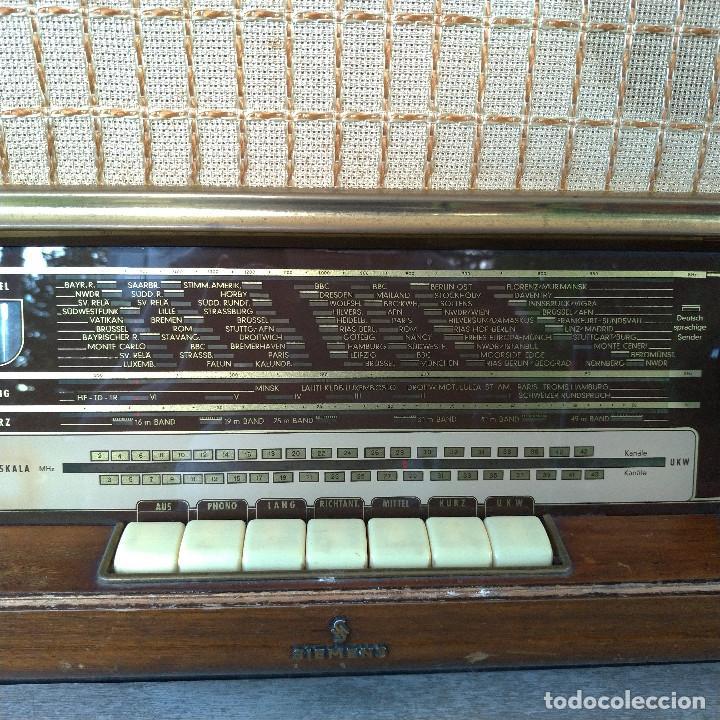 Radios de válvulas: Radio antigua Siemens Phonosuper k 53 - Foto 13 - 234567930
