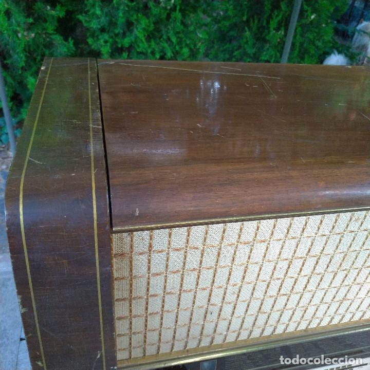 Radios de válvulas: Radio antigua Siemens Phonosuper k 53 - Foto 16 - 234567930