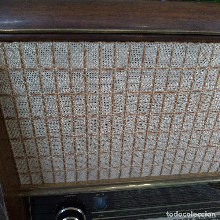 Radios de válvulas: Radio antigua Siemens Phonosuper k 53 - Foto 17 - 234567930