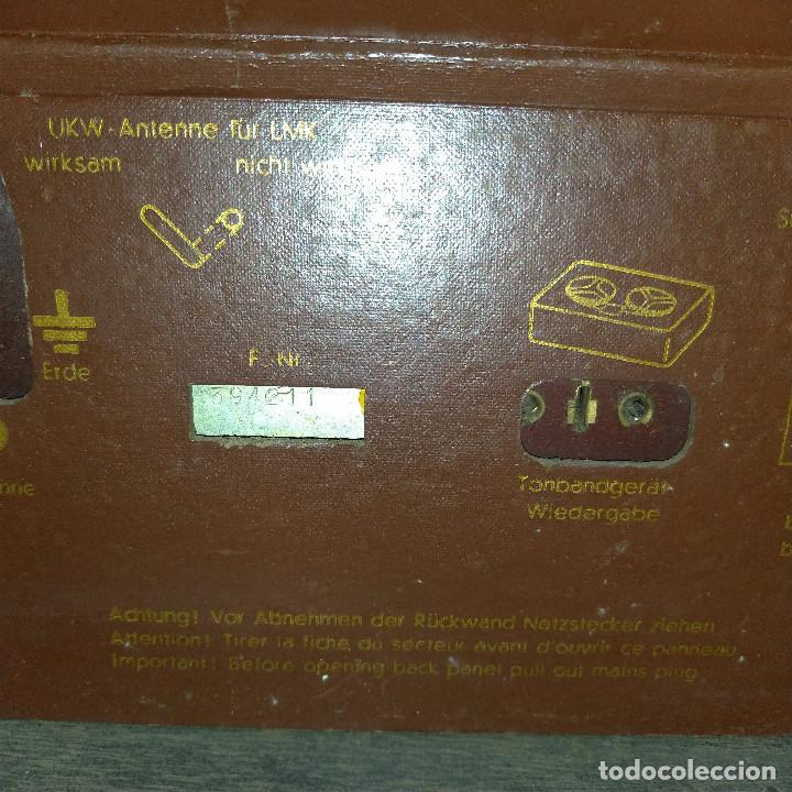 Radios de válvulas: Radio antigua Siemens Phonosuper k 53 - Foto 20 - 234567930