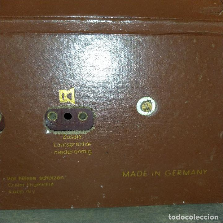 Radios de válvulas: Radio antigua Siemens Phonosuper k 53 - Foto 22 - 234567930