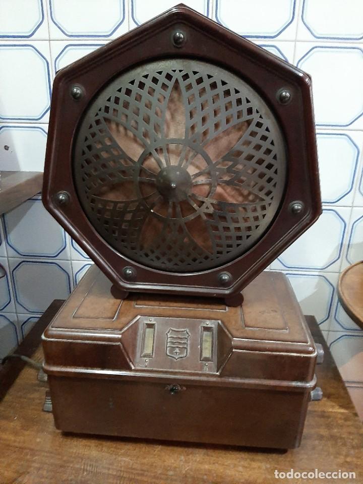 Radios de válvulas: Radio de valvulas - Foto 4 - 234639090