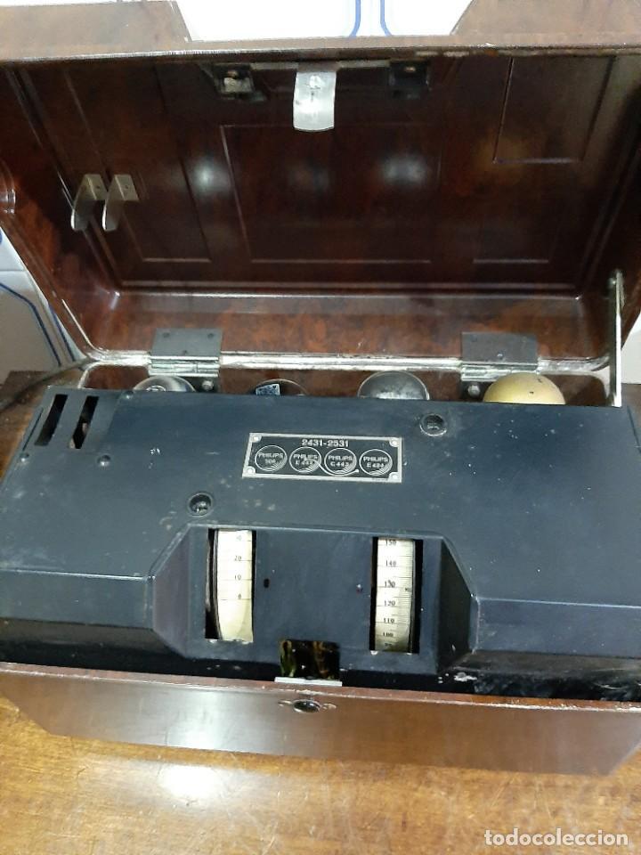 Radios de válvulas: Radio de valvulas - Foto 18 - 234639090