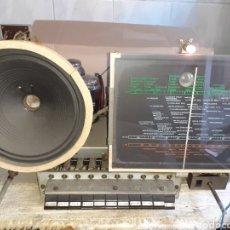Radios à lampes: CHASIS DE RADIO KOLSTER BRANDES,KB 840 COMPLETO.FUNCIONA. Lote 234800740