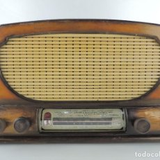 Radios de válvulas: ANTIGUA RADIO DE VALVULAS MARCA SPERTA CAJA DE MADERA. Lote 234925200