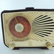 Radios de válvulas: ANTIGUO RADIO DE VALVULAS MARCA MADRID-RADIO MODELO 59. OBJETO DE COLECCIÓN. Lote 234926235