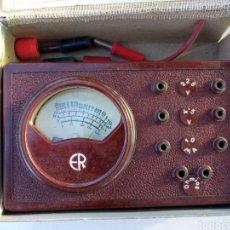 Radios de válvulas: ANALIZADOR ANTIGUO.. Lote 234957600
