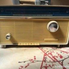 Radios de válvulas: RADIO ANTIGUA MARCA ASKAR MOD. AE-1223-A. TENSIÓN A 125 V. Lote 235308290