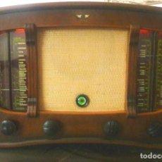 Radios de válvulas: RADIO AESA. MODELO FENIX. AÑO 1948. FUNCIONA.. Lote 235855650