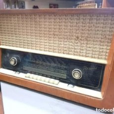 Radios de válvulas: ANTIGUA RADIO ALEMANA ROSSINI - 1959/60 - MODELO 5801 - ELEKTROAKUSTIK. Lote 235953455