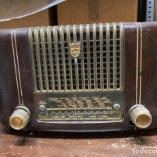 Radios de válvulas: RADIO PHILIPS BE-231-U. Lote 236197350