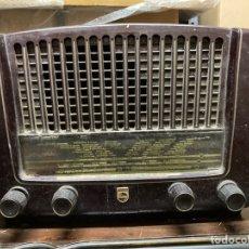 Radios de válvulas: PHILIPS BE-321-A. Lote 236210045