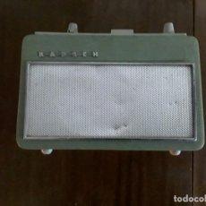 Radios de válvulas: RADIO KASPCH MODELO LIRA ANTIGUA. Lote 236411470