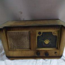 Radios de válvulas: ANTIGUA RADIO DE VÁLVULAS. Lote 236444700