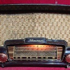 Radios de válvulas: RADIO VALVULAS IBERIA MODELO A16 - AÑO 1956 -. Lote 237938780