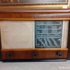 Radios de válvulas: ANTIGUA RADIO PHILLIPS. Lote 240267415