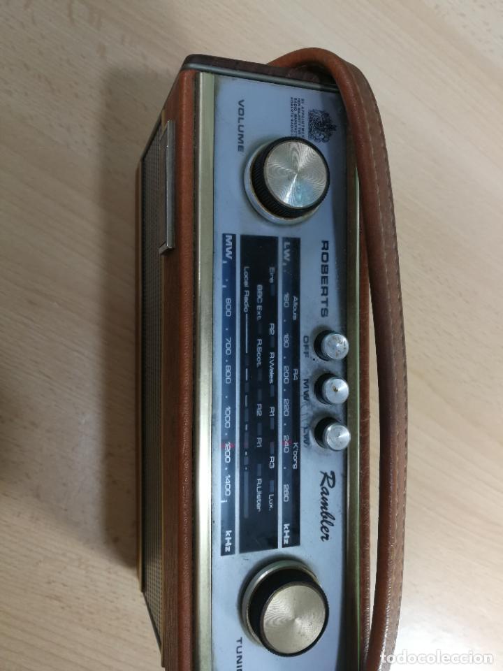 Radios de válvulas: RADIO ANTIGUA MUY RARA, GIRATORIA - Foto 2 - 240538645