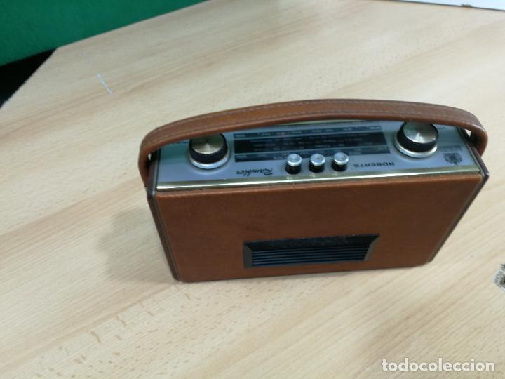 Radios de válvulas: RADIO ANTIGUA MUY RARA, GIRATORIA - Foto 6 - 240538645