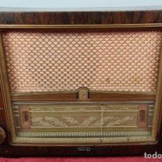 Radios de válvulas: RADIO A VÁLVULAS PHILIPS. MODELO BE-441-A. COPRESA. ESPAÑA. 1954.. Lote 240578325