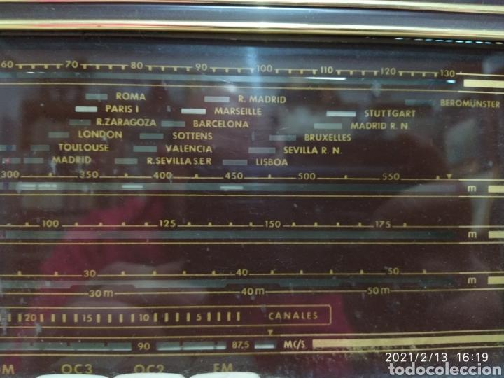 Radios de válvulas: Radio Philips 1959 - Foto 7 - 241317645