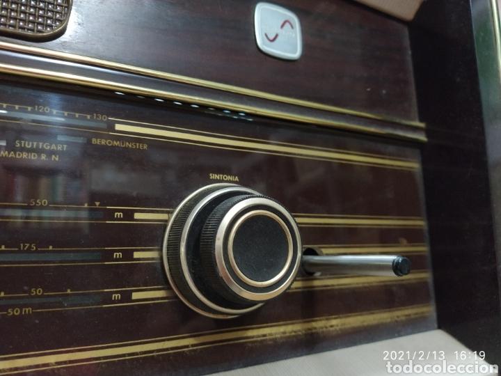 Radios de válvulas: Radio Philips 1959 - Foto 9 - 241317645
