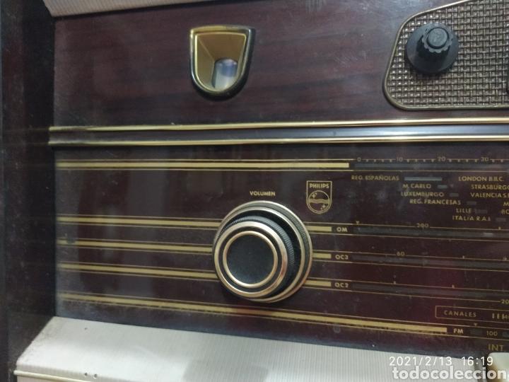 Radios de válvulas: Radio Philips 1959 - Foto 10 - 241317645